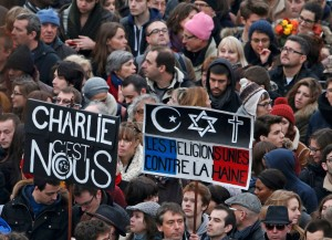 Religions united against hatred!